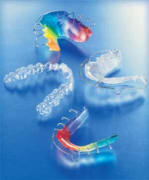 Orthodontic Retainer Maintain Smile