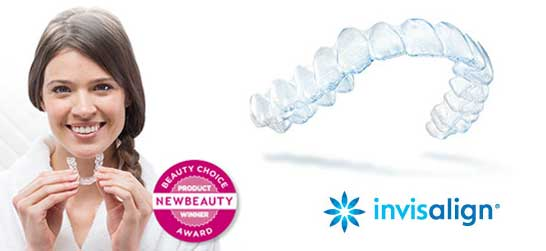 Invisalign Beauty Choice Award